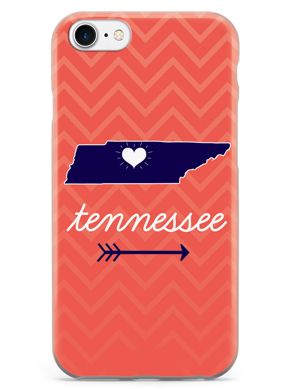 Tennessee Chevron Pattern State Case