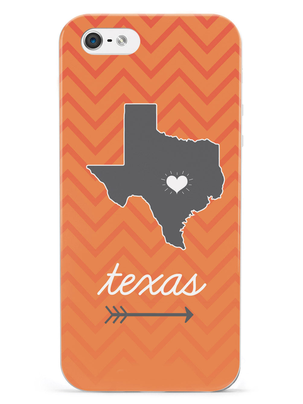 Texas Chevron Pattern State Case