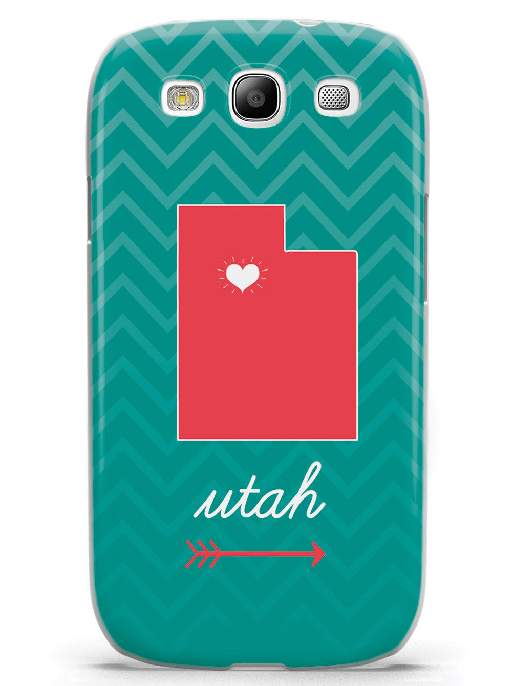 Utah Chevron Pattern State Case
