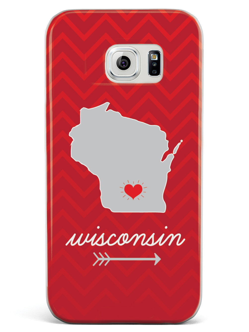 Wisconsin Chevron Pattern State Case