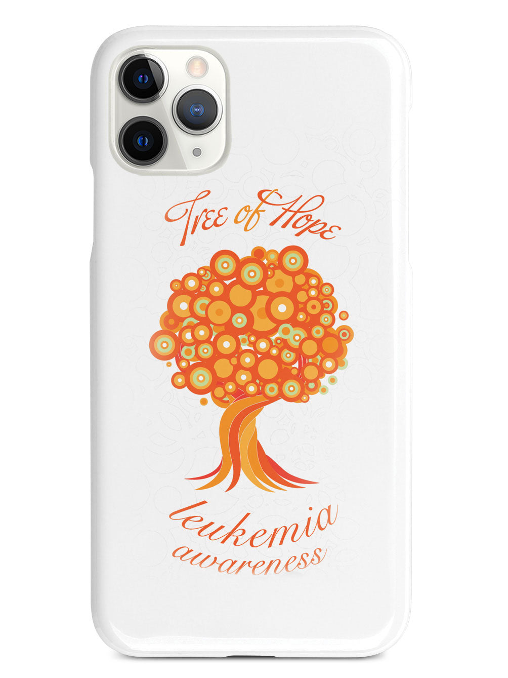 Leukemia Awareness - Tree of Hope Case