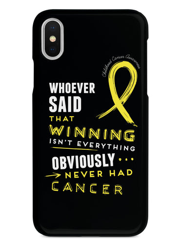 Childhood Cancer Awareness - Winning Case