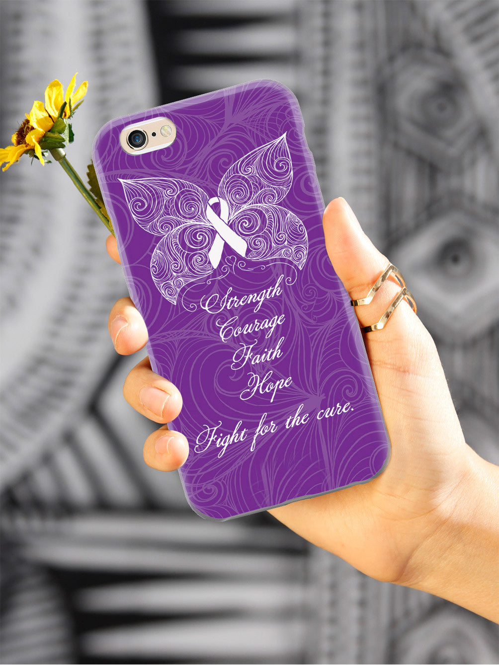 Fibromyalgia Awareness Case
