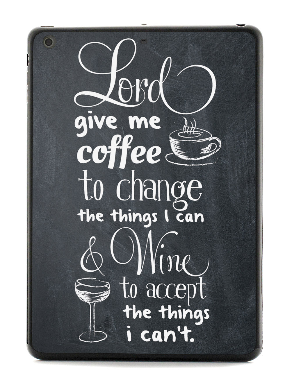 Lord Give Me Coffee Case