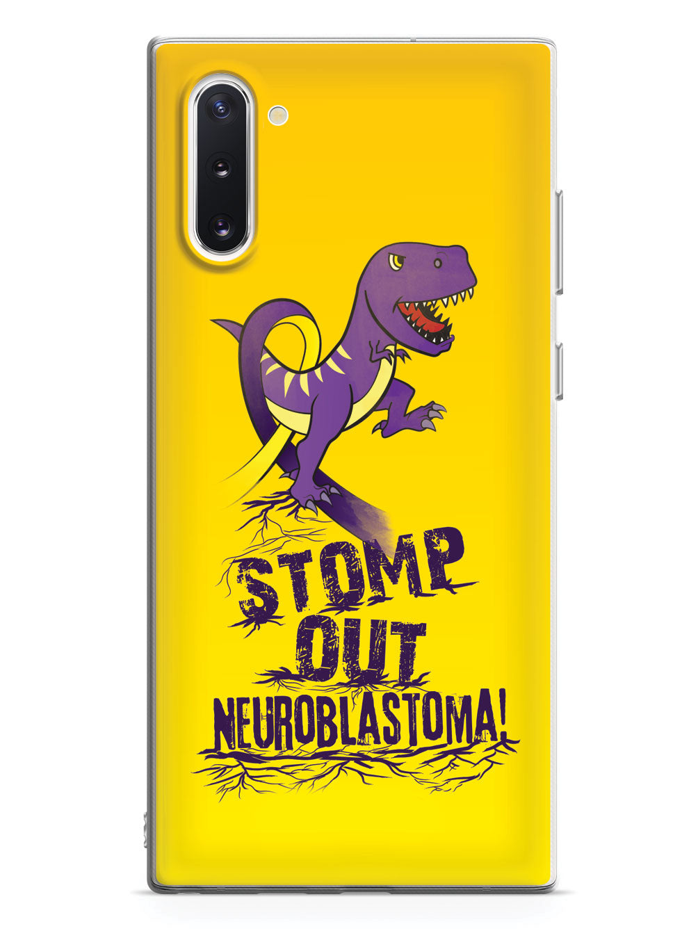 Stomp Out Neuroblastoma! Case