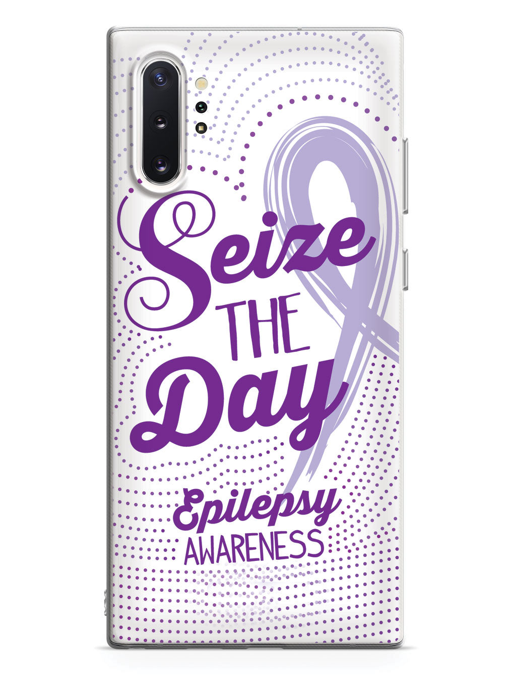 Seize the Day, Epilepsy Awareness Case