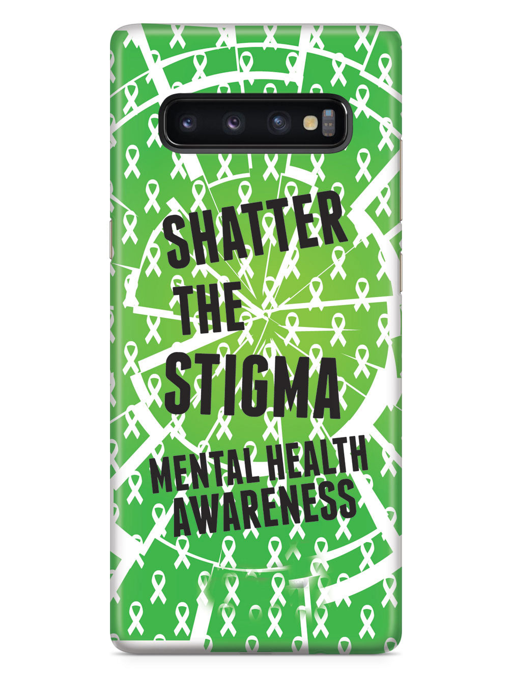 Shatter the Stigma - Mental Health Awareness Case