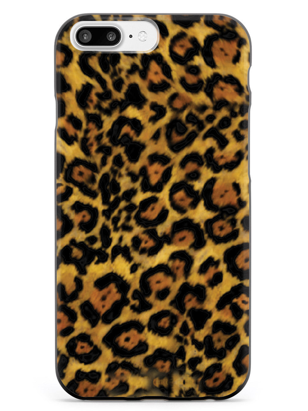 Leopard Animal Print Pattern Case