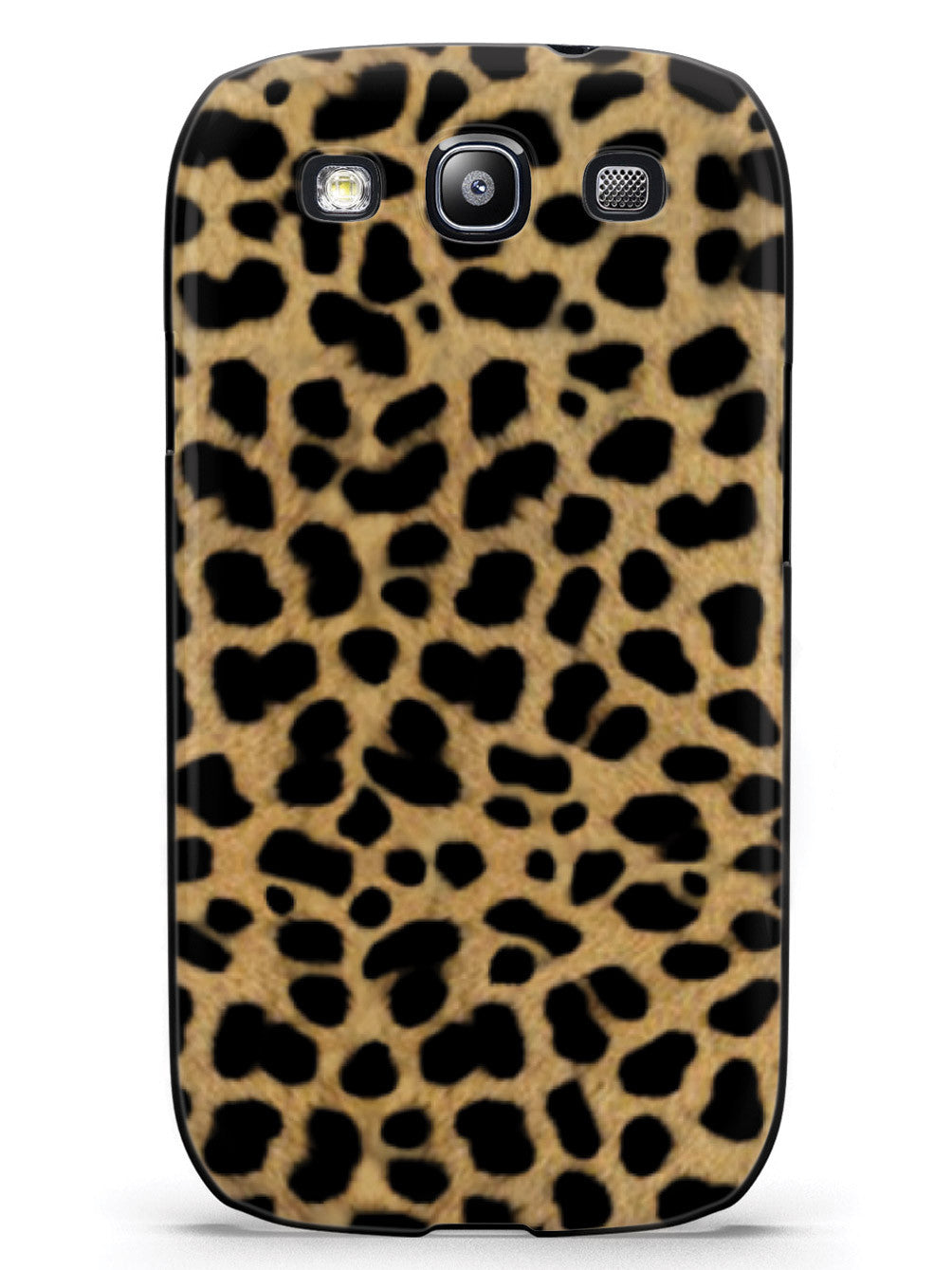 Cheetah Animal Print Pattern Case