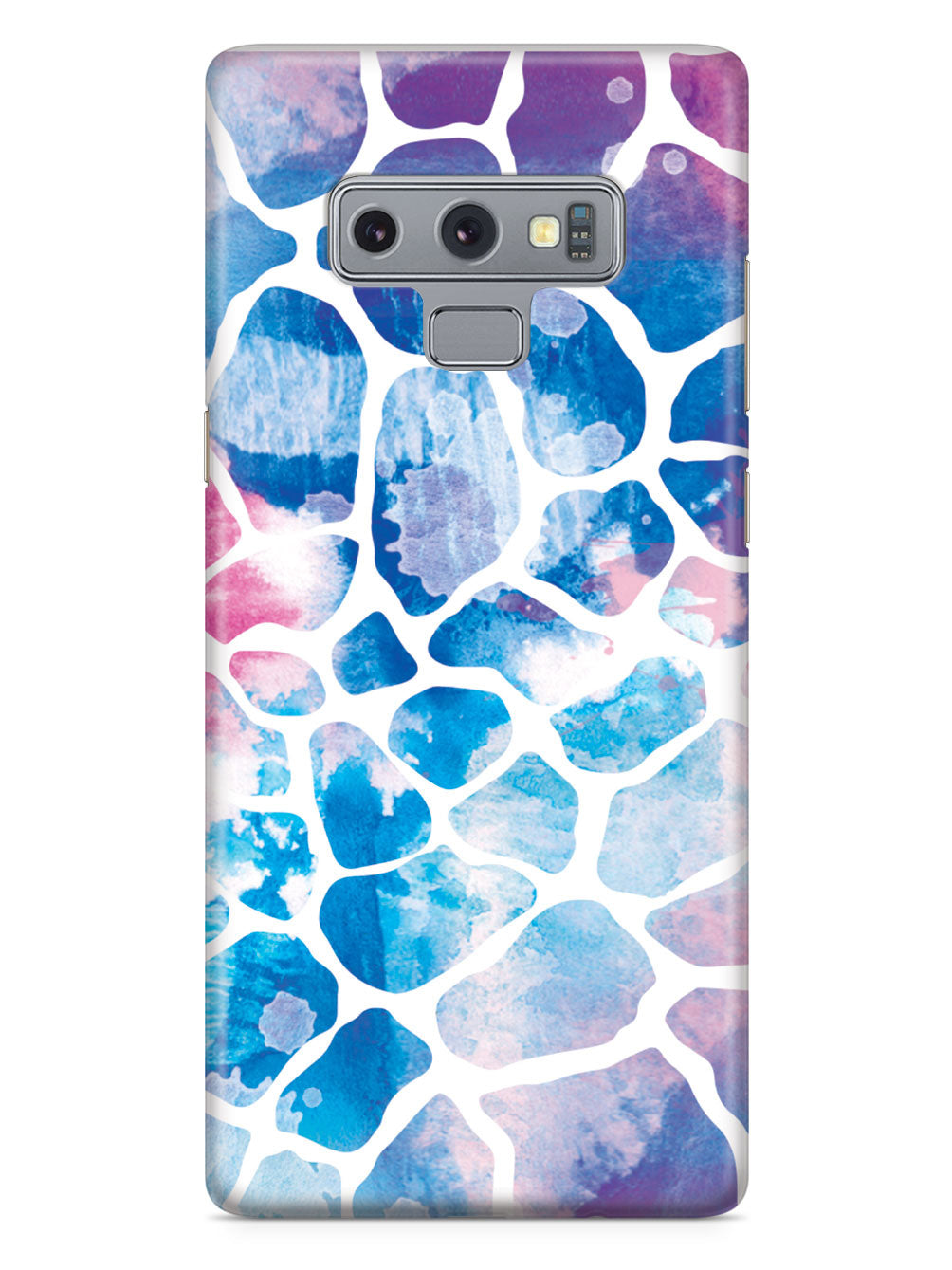 Watercolor Giraffe Animal Pattern Case