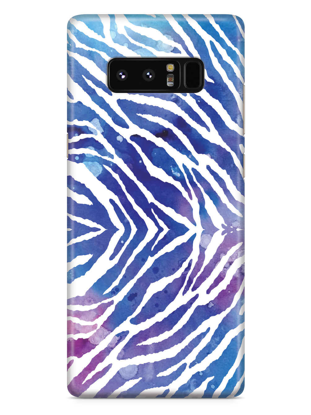 Watercolor Zebra Animal Pattern Case