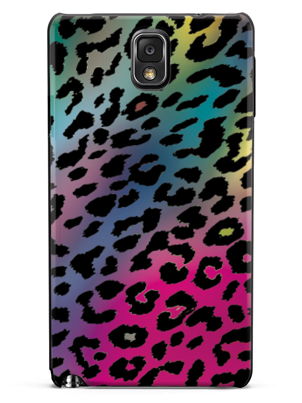 Colorful Leopard Print Pattern Case