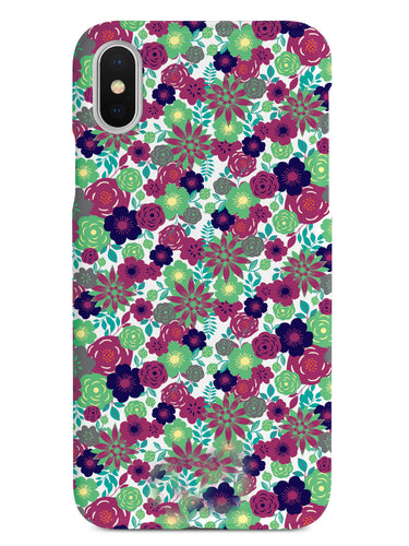Fall Flowers Case
