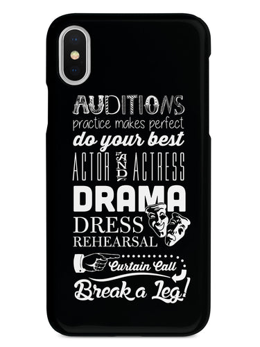 All About Drama Theater Case