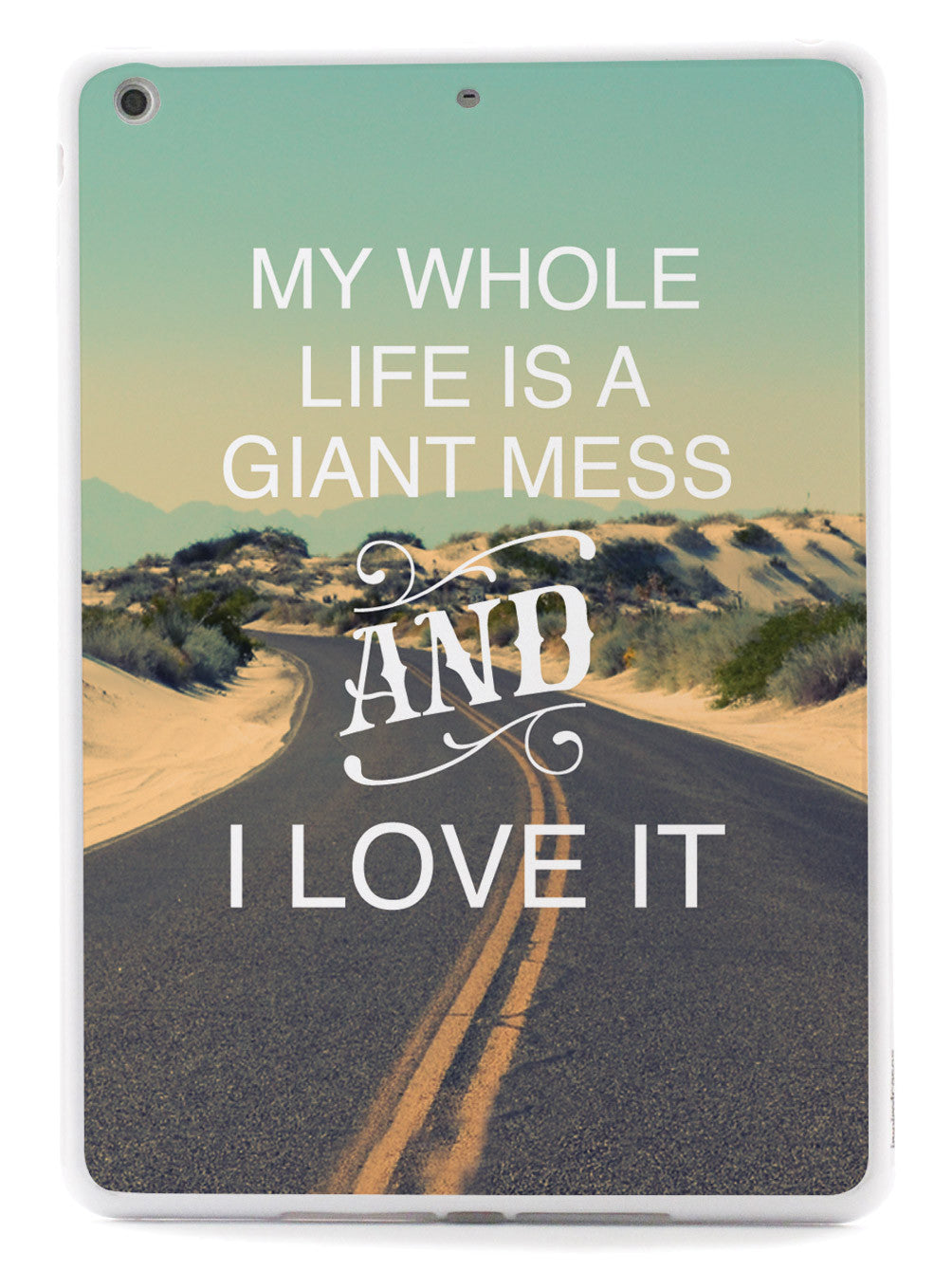 Giant Mess Love Life Case