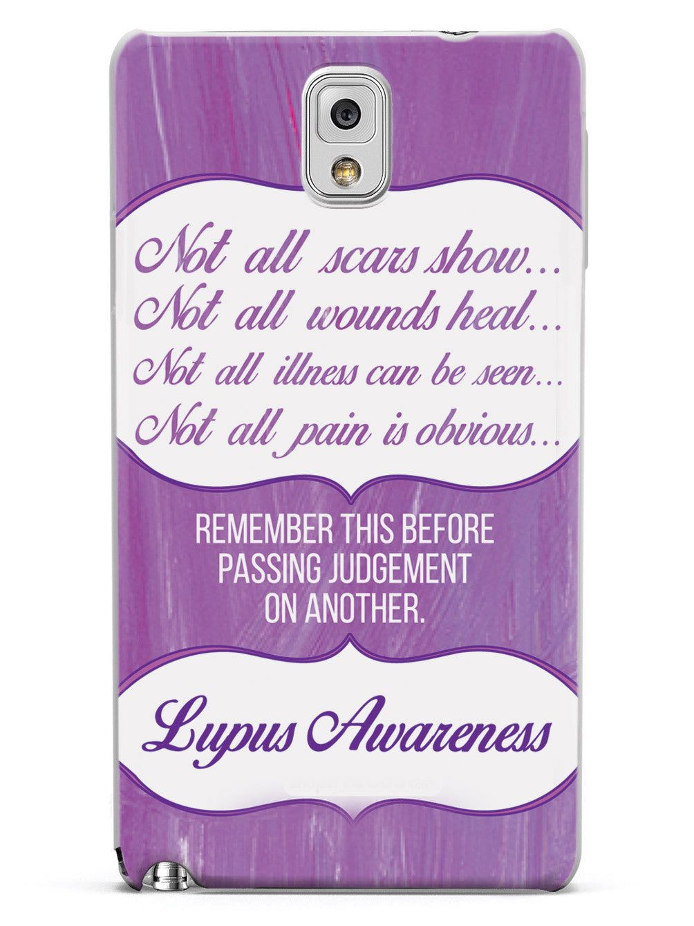 Lupus Awareness Case