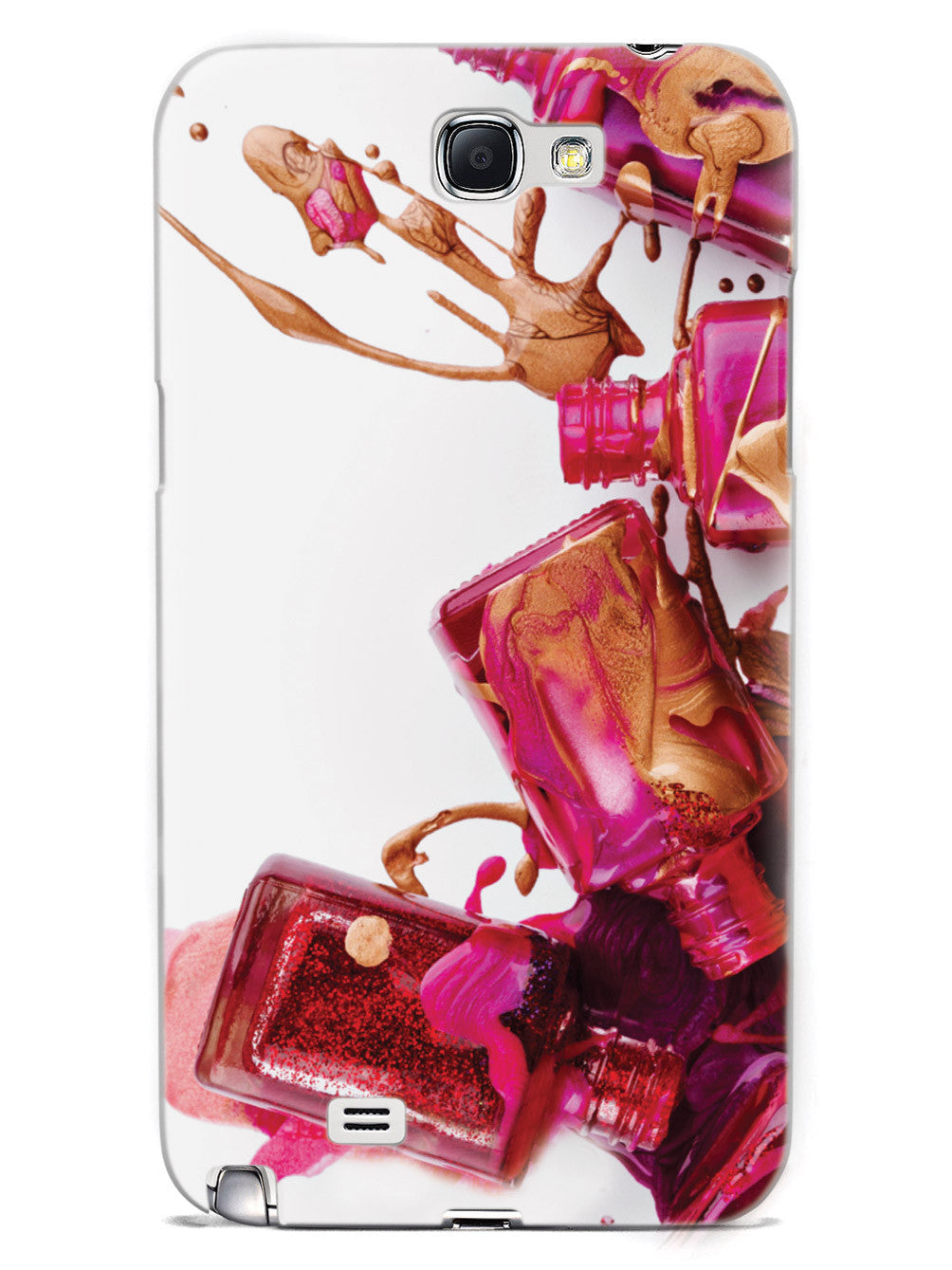Nail Polish Splash Case