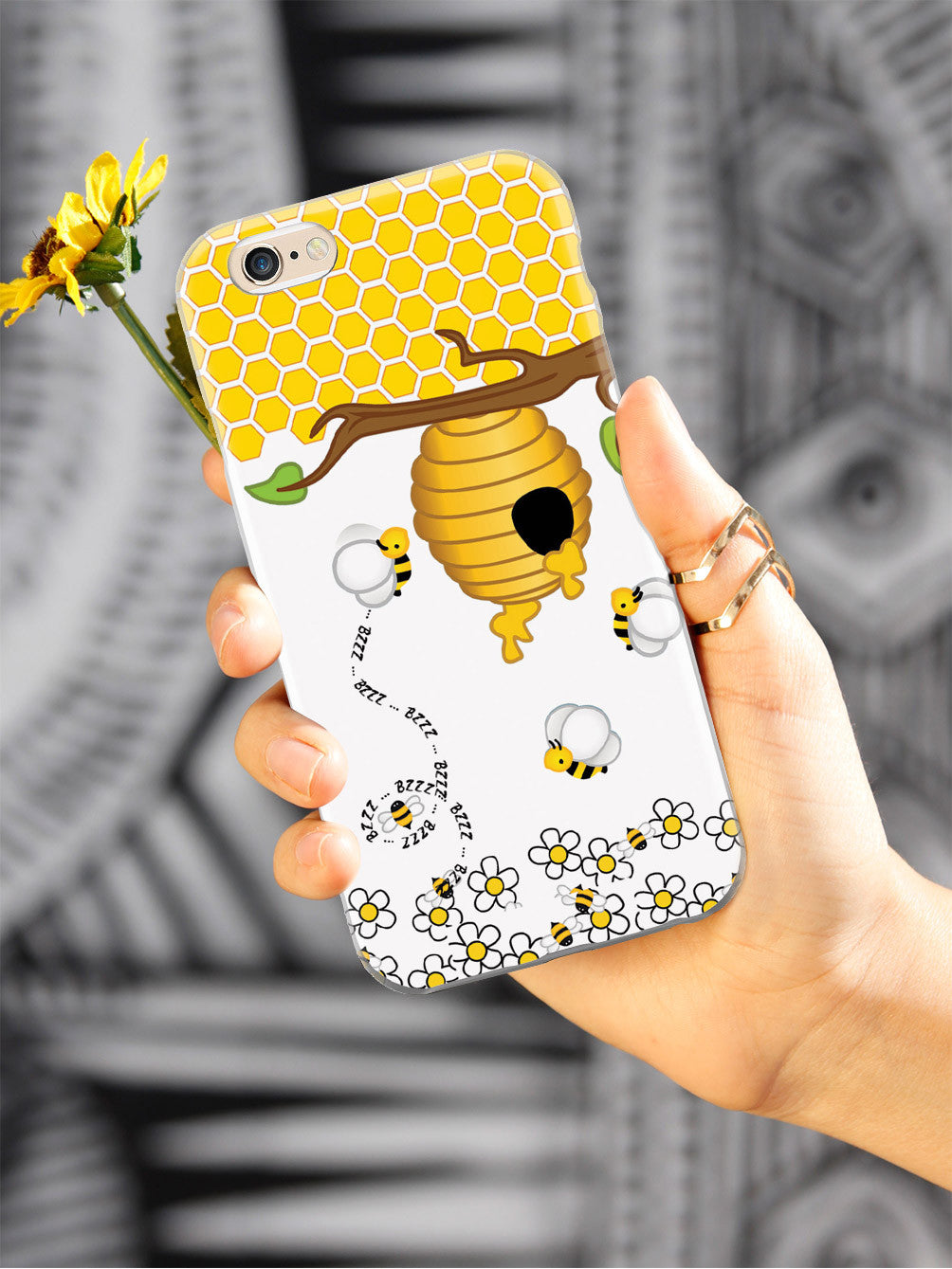 Honey Bee Case