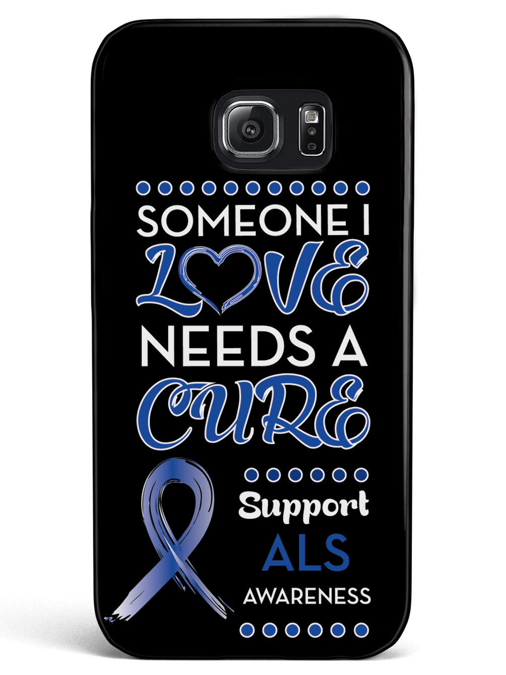 ALS Awareness Support Case