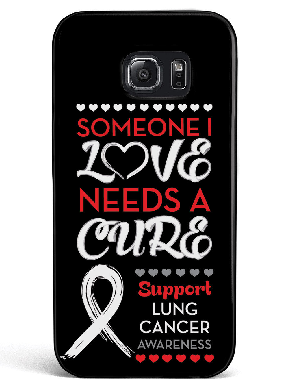 Someone I Love - Lung Cancer Awareness Case