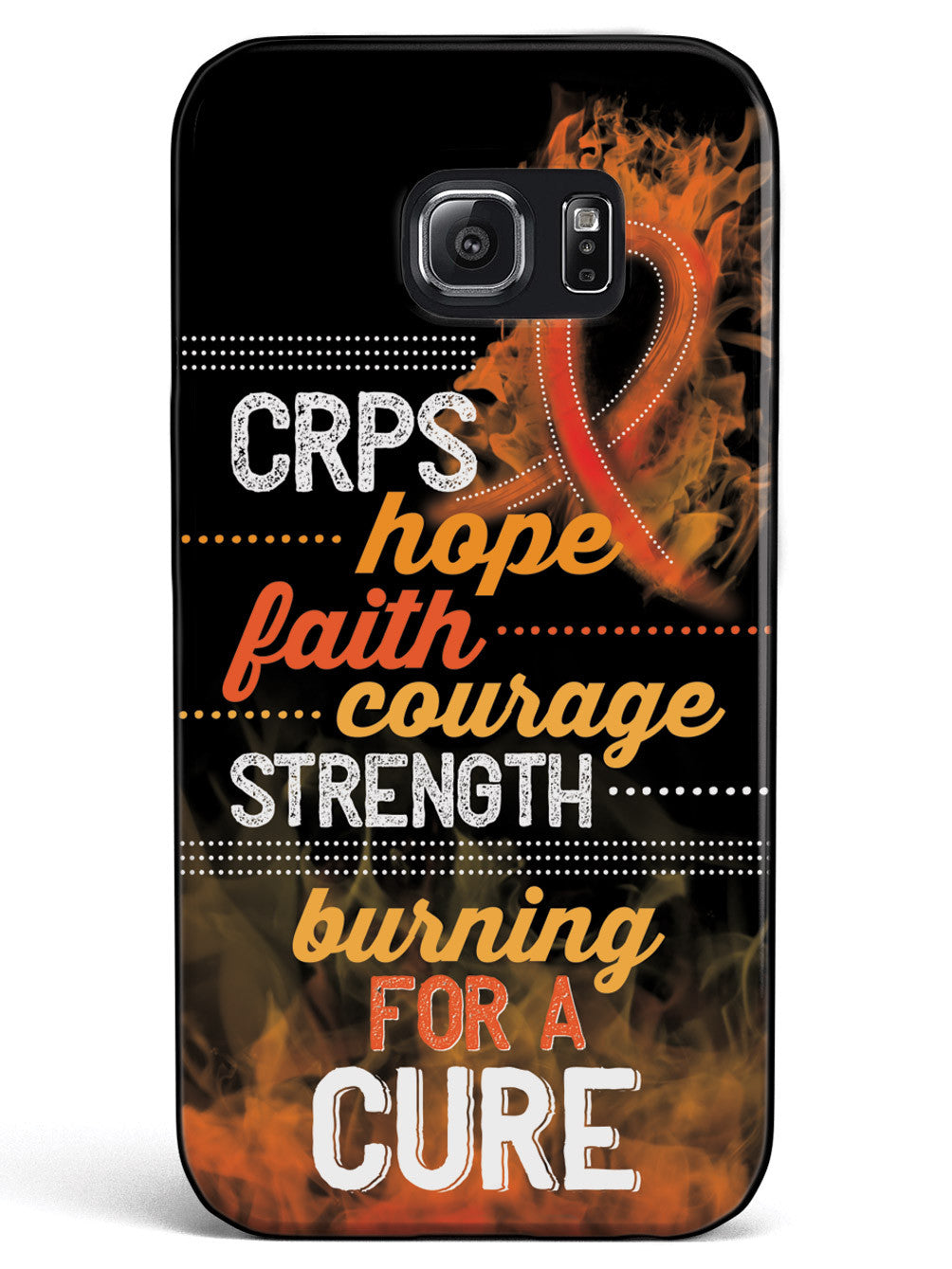 Burning for a Cure - CRPS Case