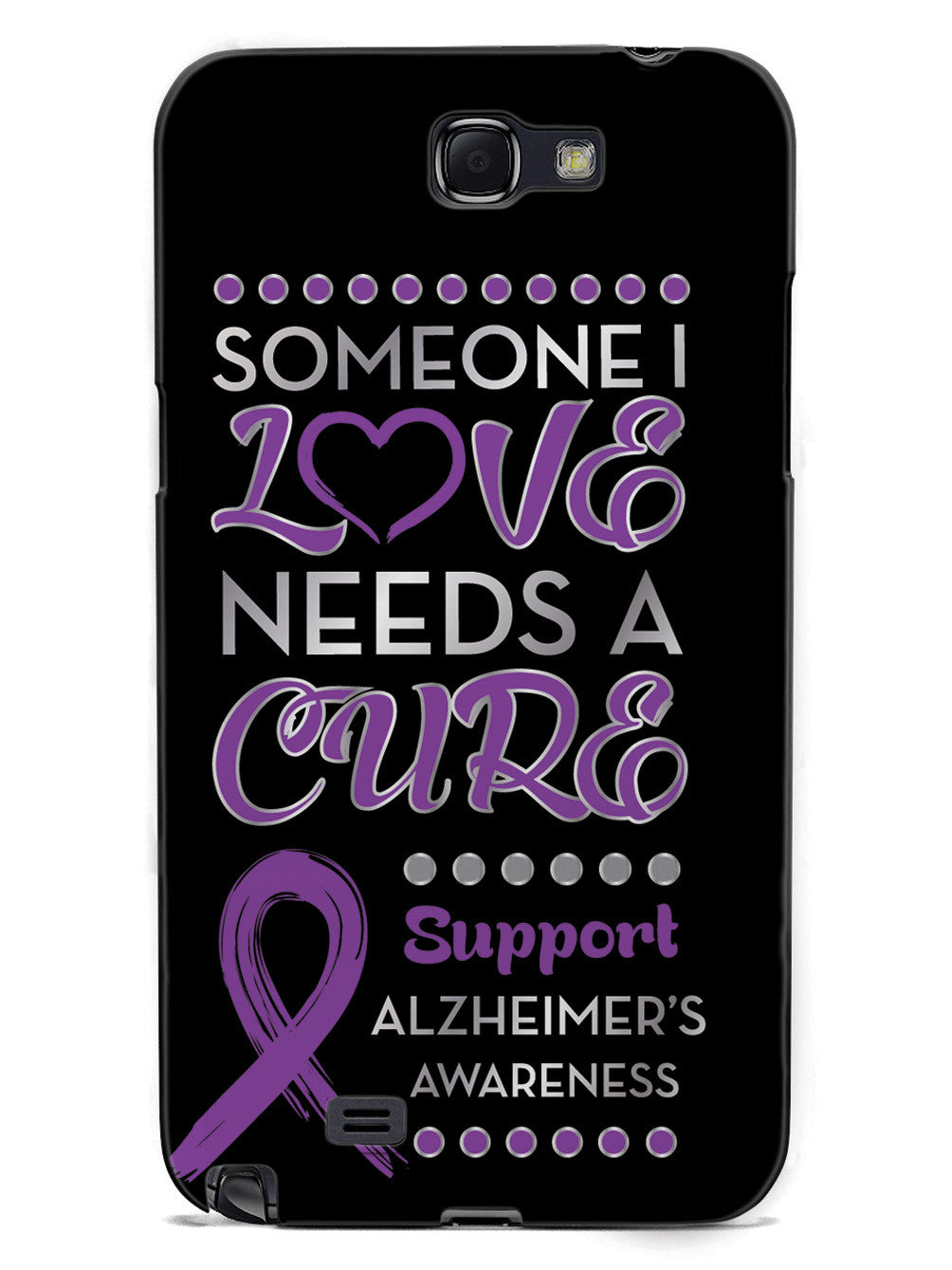 Someone I Love - Alzheimers Awareness Case