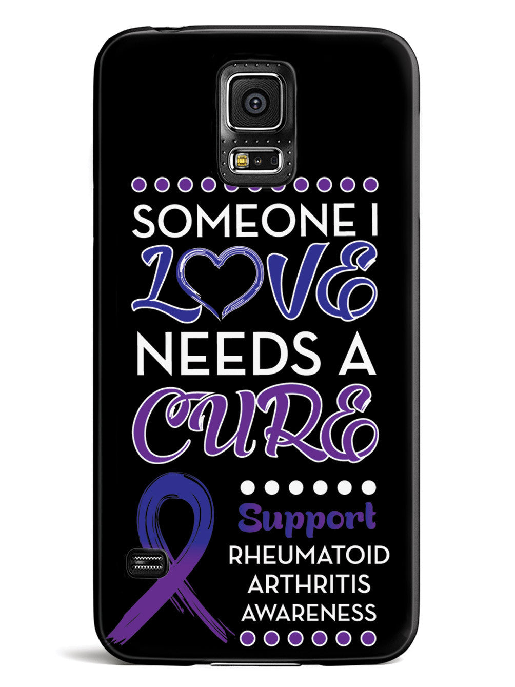Someone I Love - Rheumatoid Arthritis Awareness Case
