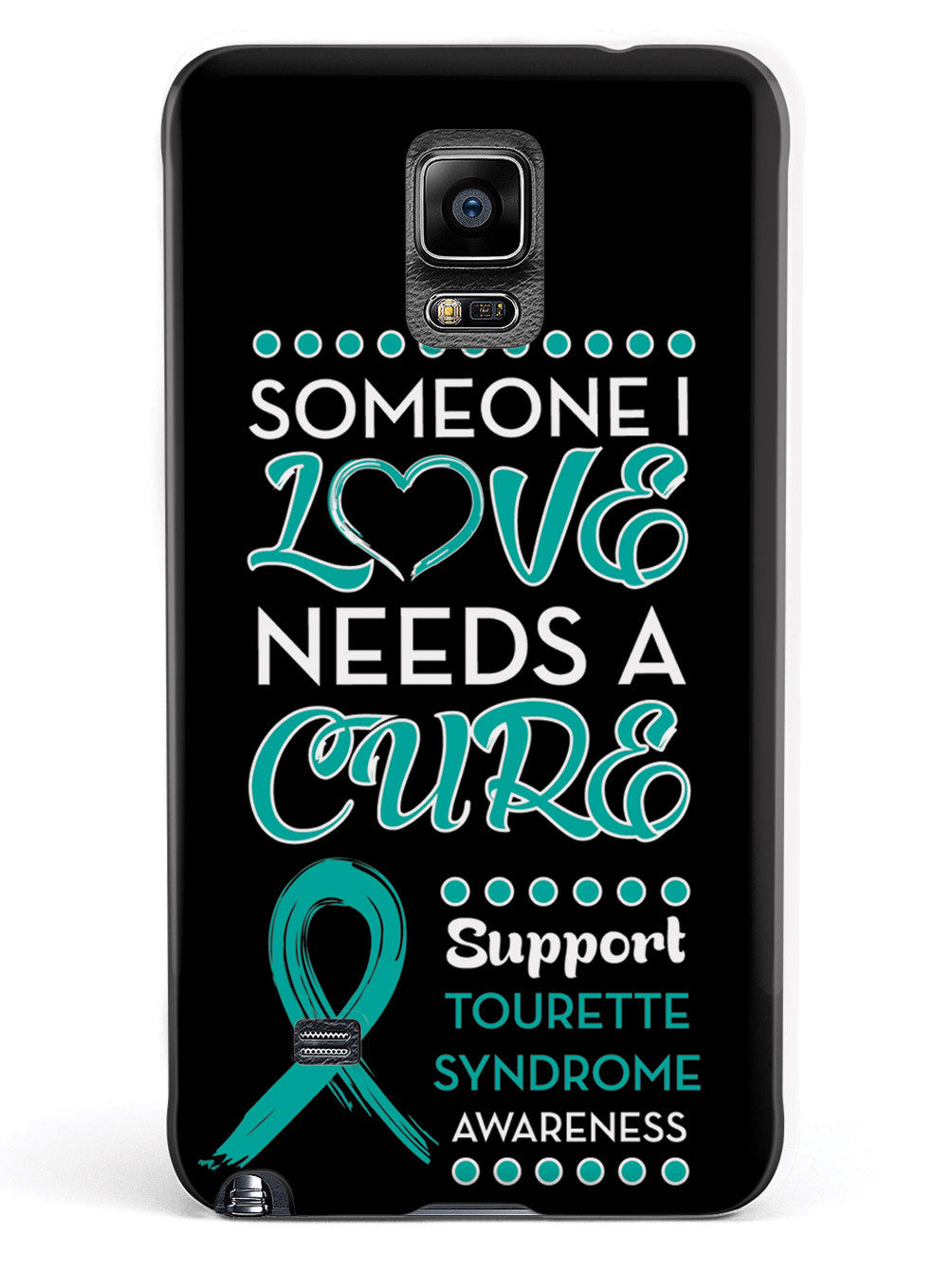 Someone I Love - Tourettes Case