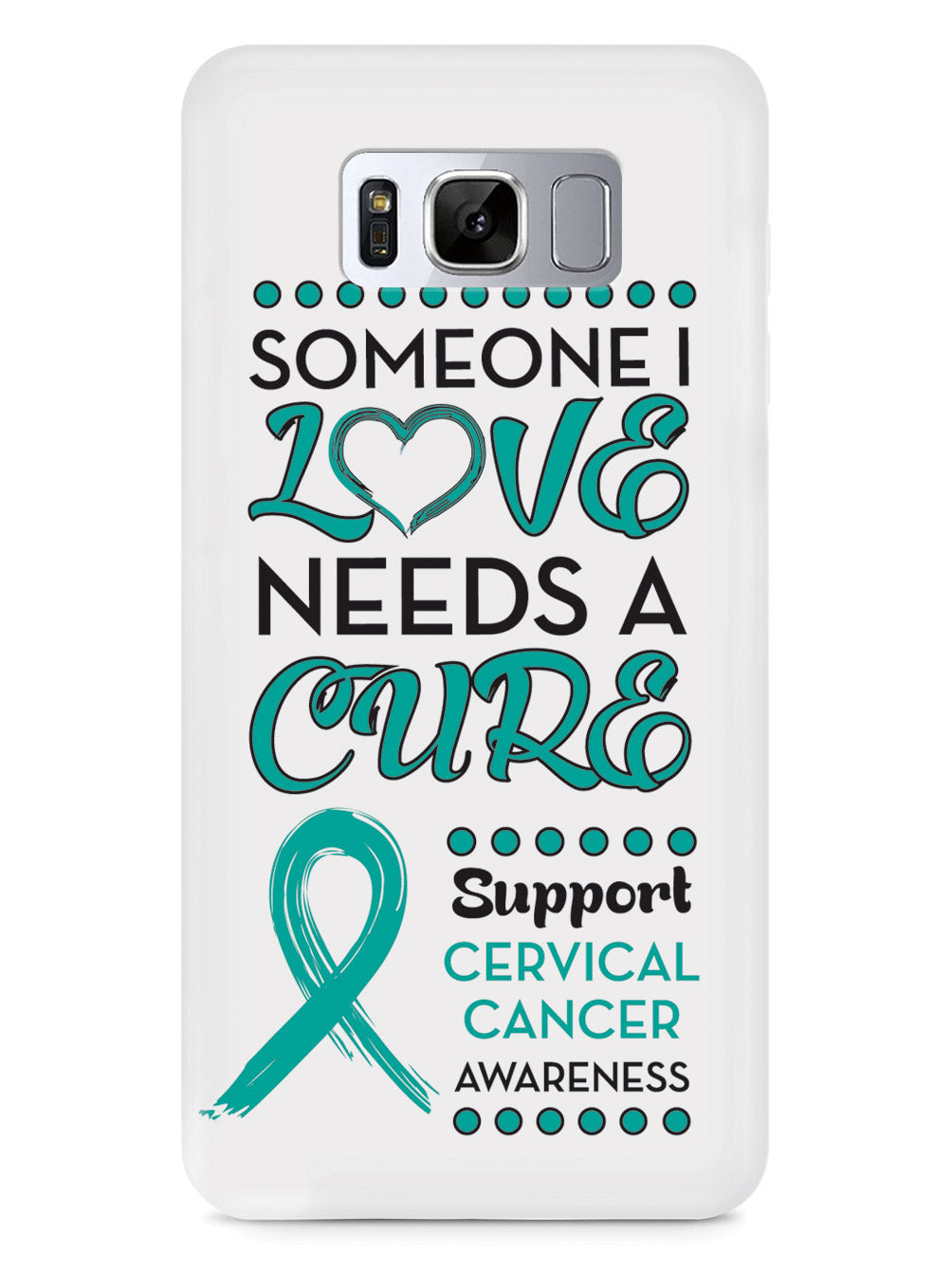 Someone I Love - Cervical Cancer Case