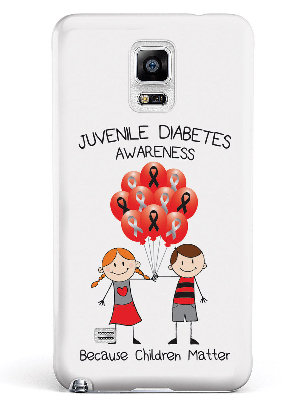 Juvenile Diabetes Child Awareness Case