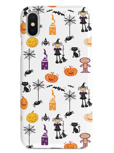 Halloween Creatures Pattern Case