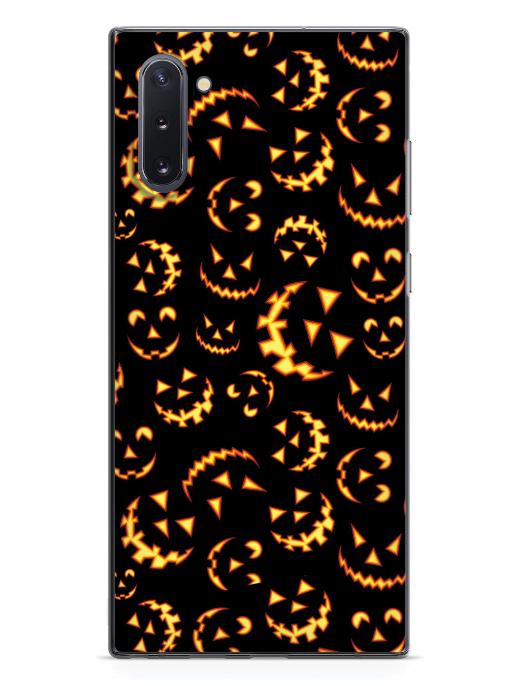 Glowing Pumpkins Halloween Pattern Case