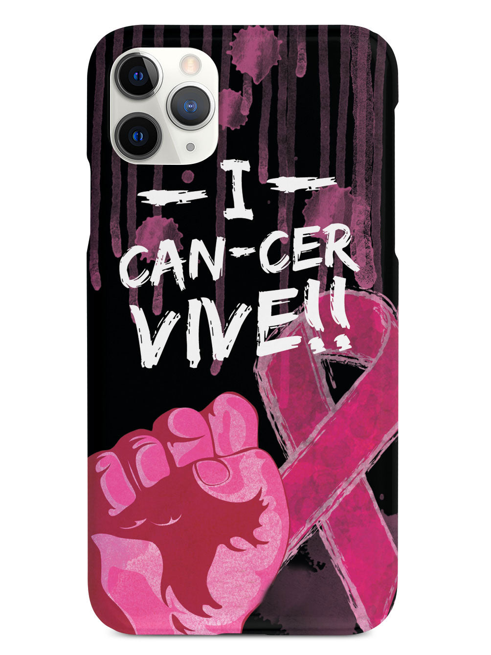 I Can-Cer Vive! Cancer Case