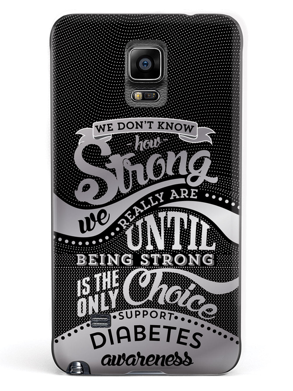 How Strong - Diabetes Awareness  Case