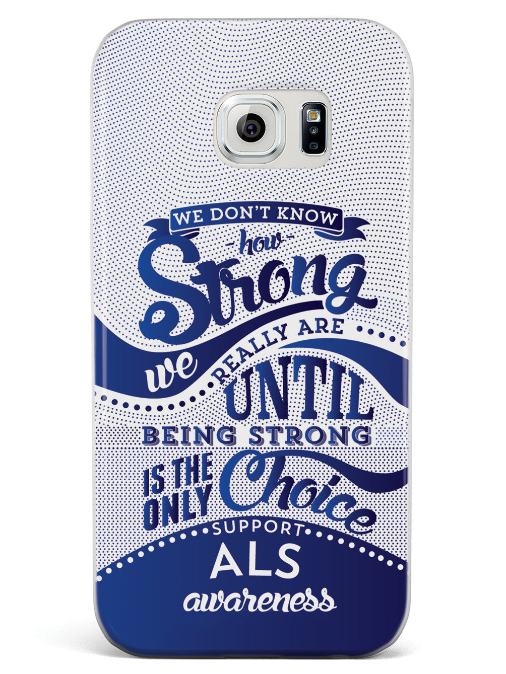 How Strong - ALS Awareness Case