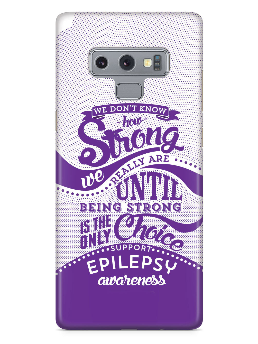 How Strong - Epilepsy Awareness Case