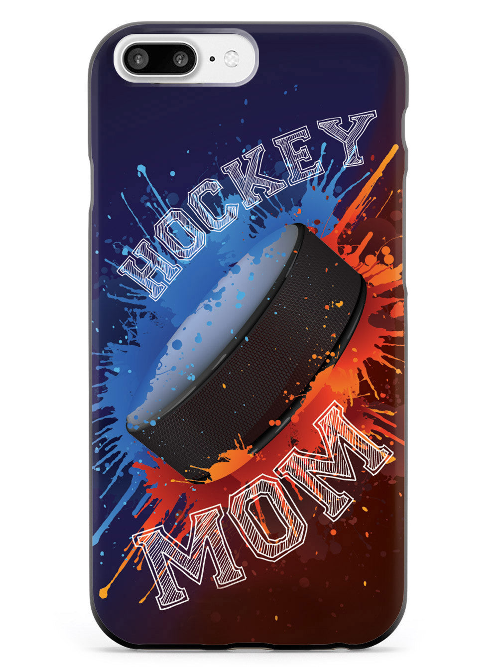 Hockey Mom - Slap Shot! Puck Case