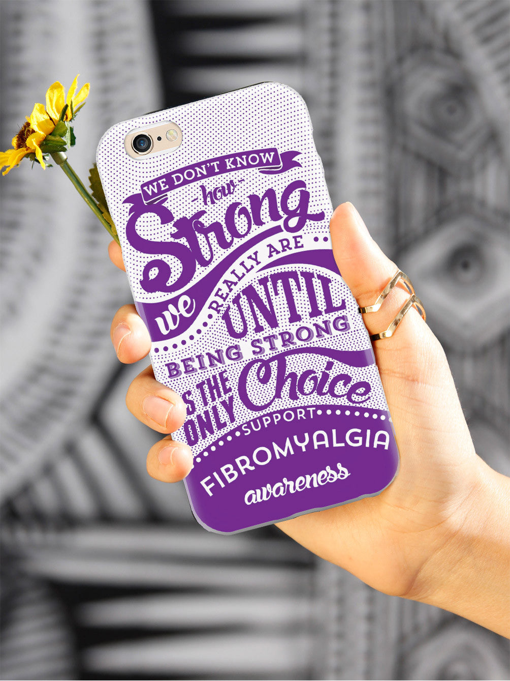 How Strong - Fibromyalgia Awareness Case