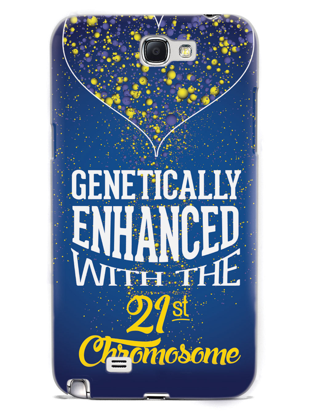 Genetically Enhanced - Down Syndrome Awareness Case