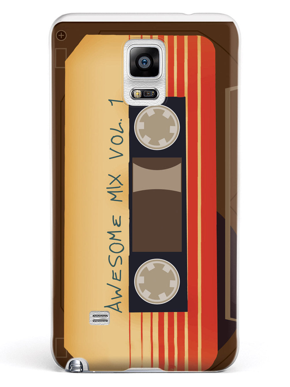 Awesome Mix Vol. 1 Old School Vintage Tape  Case