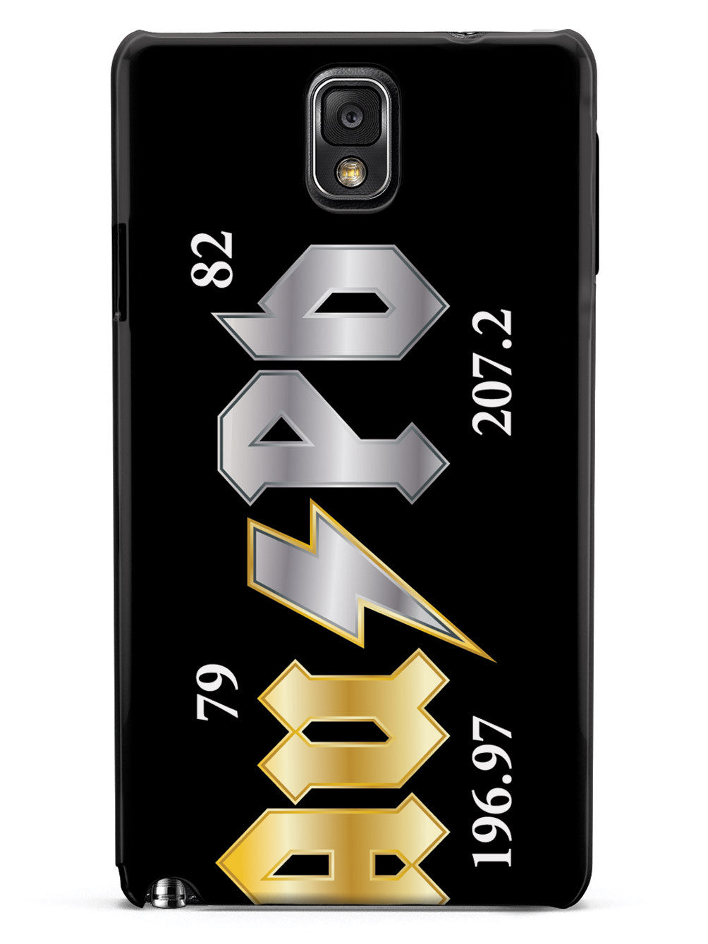 Heavy Metals Elements Chemistry Science  Case