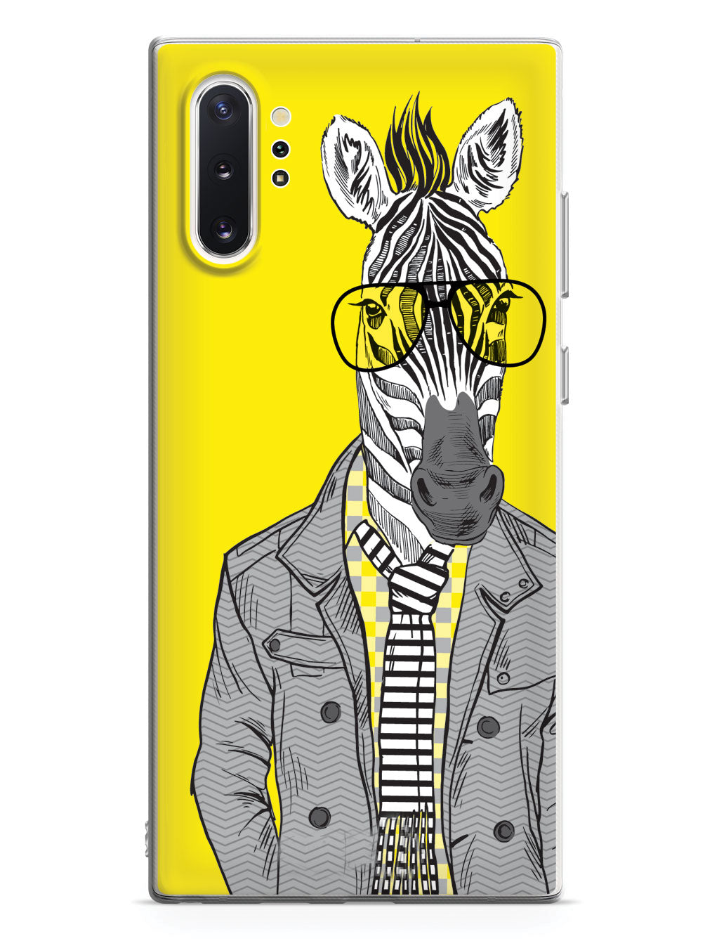 High Fashion Hip Zebra  Case
