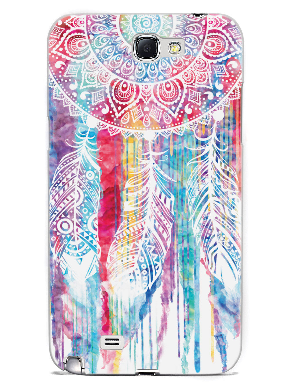 Dreamcatcher Watercolor Spiritual Native American Case