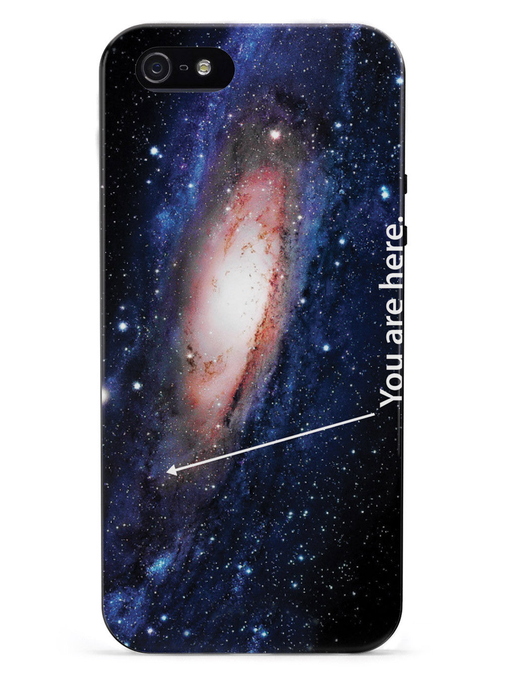 Milky Way Outer Space - You Are Here  Case