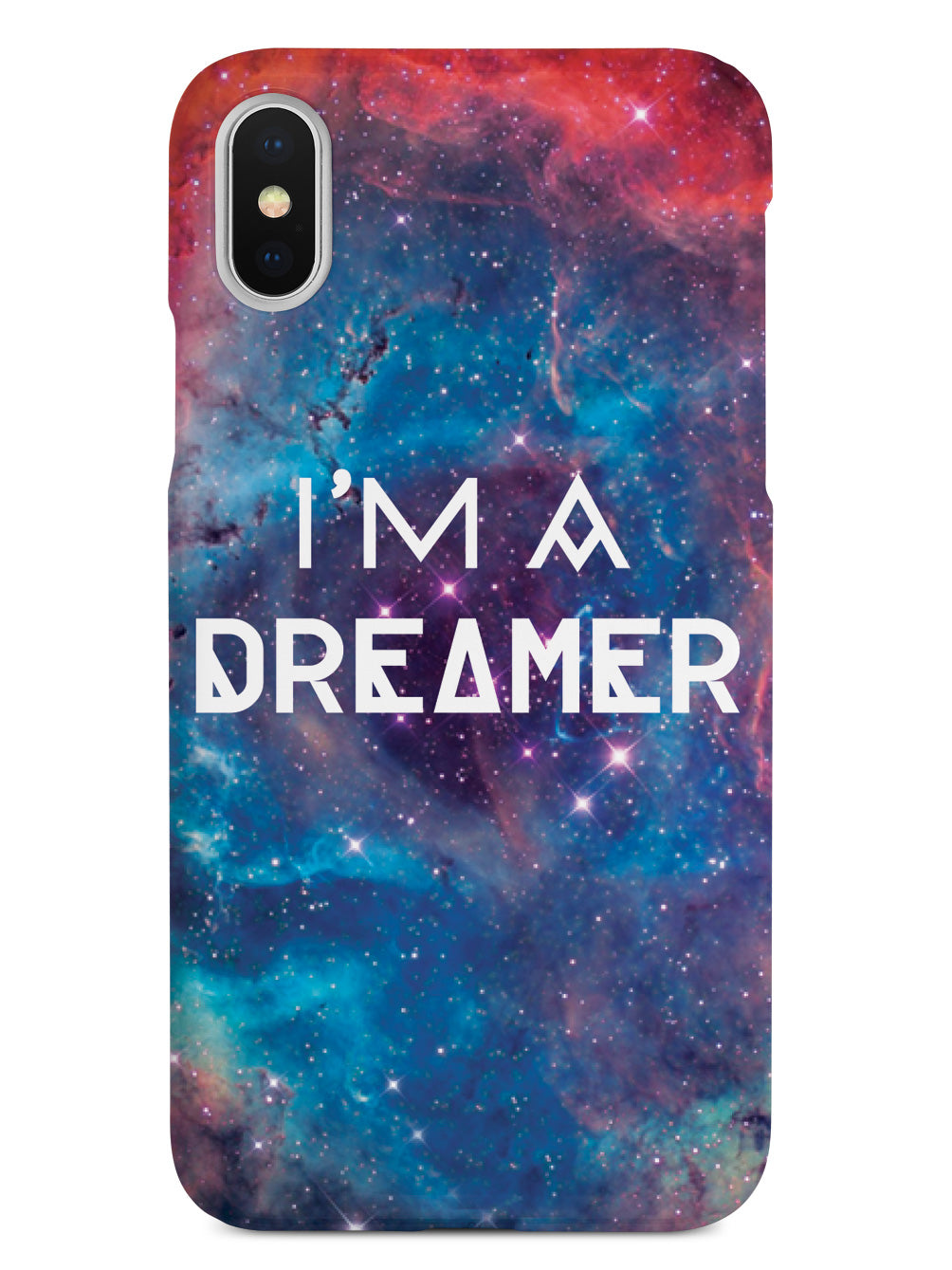 I'm A Dreamer - Outer Space Star Constellation Case