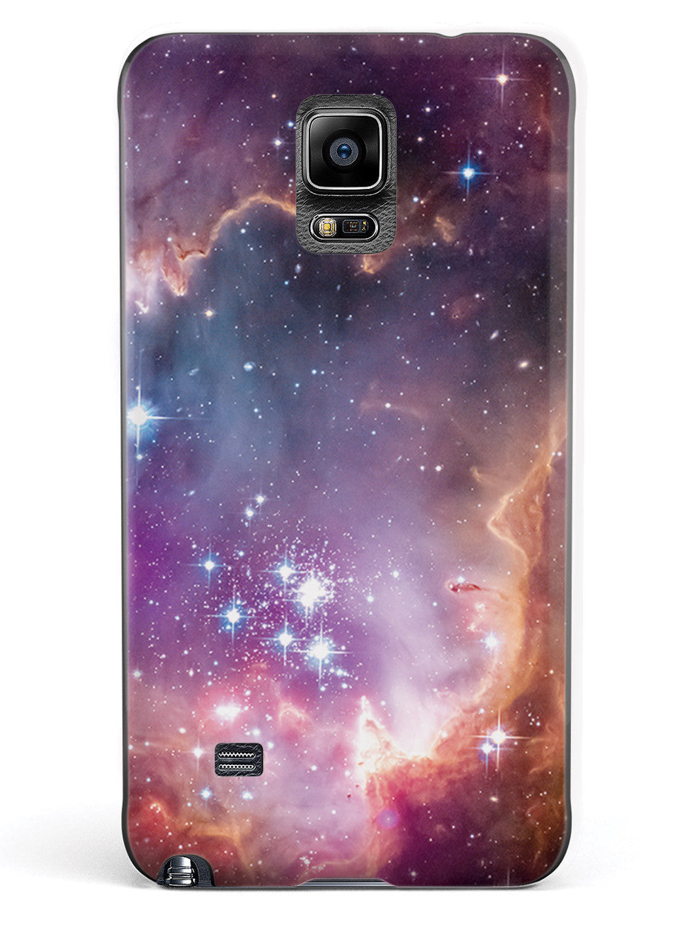 Hubble Scope Colorful Constellation Stars Outer Space  Case