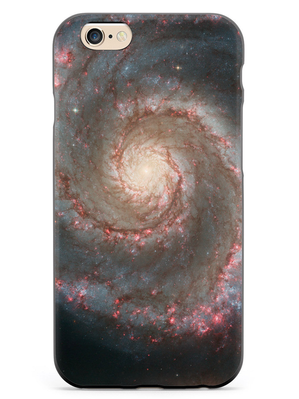 Whirlpool Galaxy - Messier 51 (M51) Outer Space Spiral Design Case