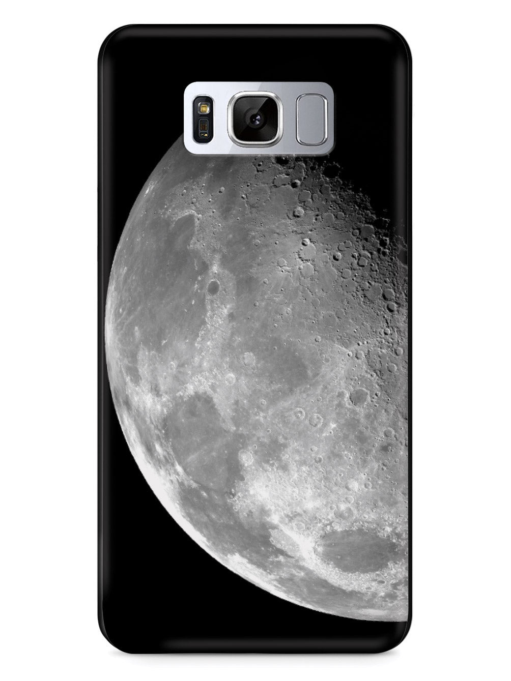 The Moon - Outer Space Photograph Case