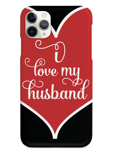 I Love My Husband  Case