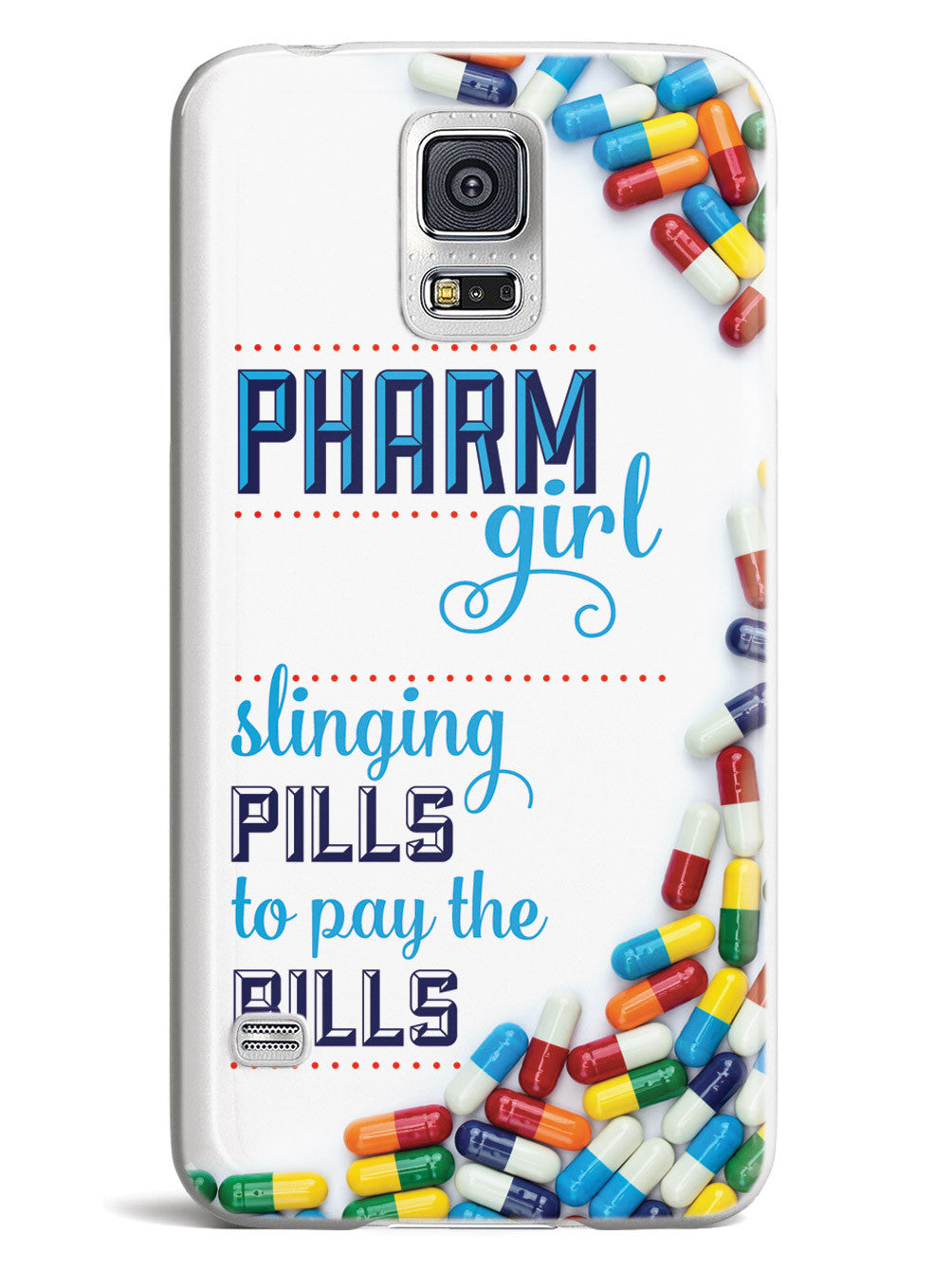 Pharm Girl - Pharmacy Tech Pharmaceuticals Case